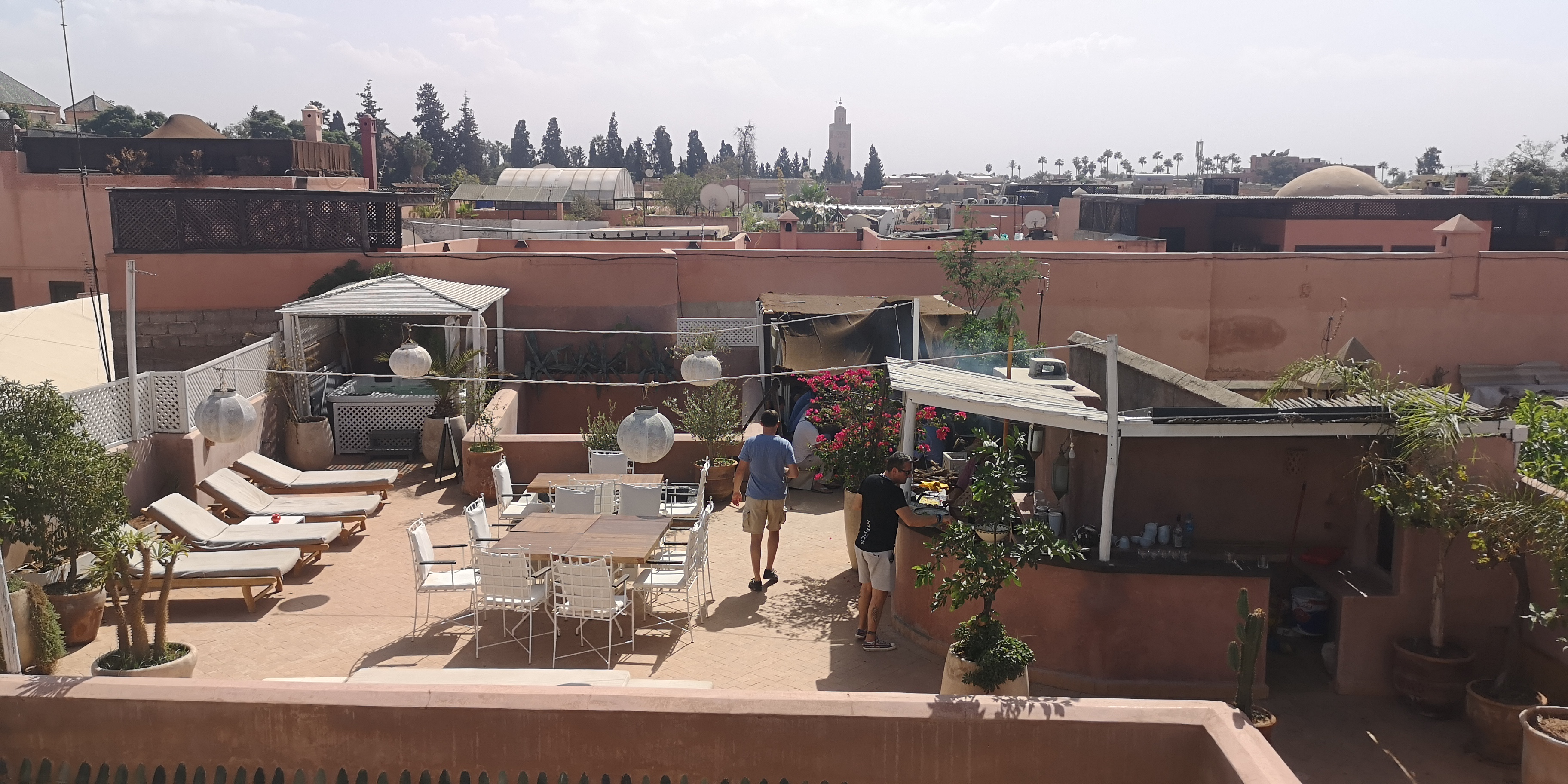 ou faire son EVJF � marrakech