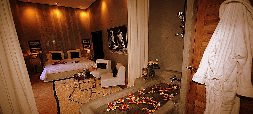 Week-end Marrakech break : 3 d�as /2 noche Riad marrakech ...........145 � / persona
